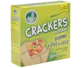 Cracker integral de sésamo | 264g